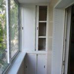 """Остекление балкона """"под ключ"""" с отделкой"""
