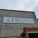 Установка окна в муниципальном учреждении